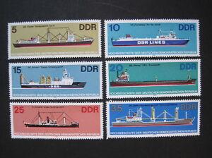 DDR MiNr. 2709-2714 postfrisch **  (DD 2709-14)