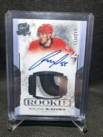2017-18 The Cup Roland Mckeown Rookie Auto Patch /249 3 Color 🔥