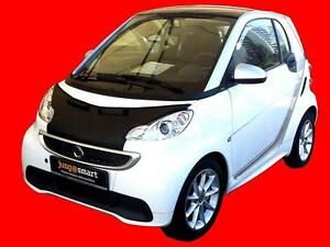 CAR HOOD BRA fit Smart Fortwo W451 2007-2014  NOSE FRONT END MASK BRABUS