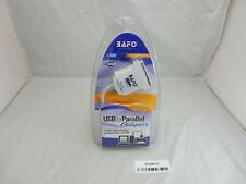 NEW BAFO Technologies USB to Parallel Printer Adapter Cable BF-1284 White