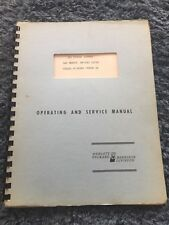 HP DC Power Supply Lab Series 6301B 6A Operating Service Manual
