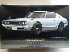 "Aoshima 1:24 Scale Nissan Skyline HT2000GT-R KPGC ""Graffiti"" Model Kit - New"