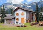38810 Kibri HO Kit of a Mountain cottage Fextal in Grevasalvas