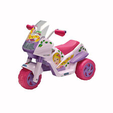 Ride-on three-wheeler vehicle 6V Raider Princess ED0917 Peg Perego