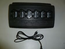 Motorola Impres Wpln4121br 6 Bank Two Way Radio Battery Charger Xts5000 Xts3000