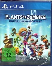 Plants vs zombies Battle for neighborville-ps4-nuevo/en el embalaje original