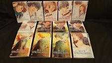 BLUE SPRING RIDE  :  Deutsche Mangas Nr. 1-13 komplett & Neu!