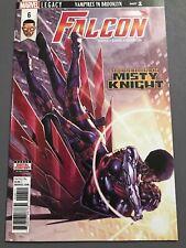 Falcon # 6 (9.6+ Misty Knight)