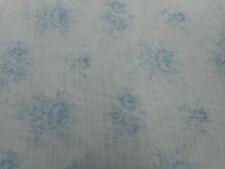 Ralph Lauren Curtain Fabric 'Meadow Sheer' 3.8 METRES Cloud 100% Linen - Voile