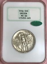 1936 Oregon / NGC MS-66 OH CAC