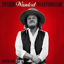 ZUCCHERO Wanted - Spanish Greatest Hits 2xLP Limited Edition NUOVO .cp