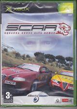 Xbox **SCAR ~ S.C.A.R. ~ SQUADRA CORSE ALFA ROMEO** nuovo sigillato