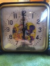 Rare Little Black Sambo Clock!
