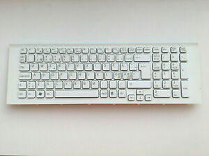 Sony VPCEC2M1E PCG-91111M Keyboard NORDIC LAYOUT QWERTY 012-107A-3188-A