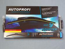 1x Limpiaparabrisas Premium delantero para Audi A3,A4,A6,TT,VW Bora Golv IV