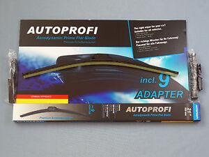 1x Premium Windshield Wipers Front for Audi A3, A4, A6, Tt, VW Bora Golf Passat