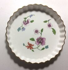 """Royal Worcester Astley Quiche Dish 8 3/4"""""""