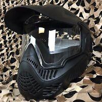 NEW Sly Valken Annex MI-5 Anti-Fog Single Pane Paintball Mask Goggle - Black