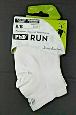 Smartwool Men's PhD Run Ultra Light Cushion Socks Size XL Merino Wool Brand New