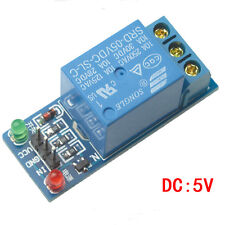 1 Channel 5V Relay Module Board for Arduino ARM PIC AVR DSP Useful