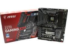 MOTHERBOARD MSI Z270 GAMING M7 DDR4 1151 ATX