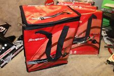 """NEW Snap-on Tools Small Insulated Cooler Lunch Bag 10 1/2""""x8 1/2""""x5 1/2"""" SEALED"""