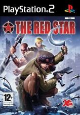 The Red Star (PS2) - Game  6KVG The Cheap Fast Free Post