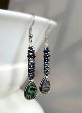 HANDMADE! Bead Earrings 10059