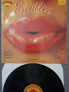 Erotica Für die schönsten Stunden zu zweit Vinyl LP Sampler ARCADE