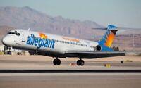 Allegiant Airline Vouchers $300 (*Please Read Item Description Before Purchase)