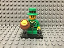 LEGO Leprechaun Minifigure Series 6 Collectible col089 (8826) col06-9 Pot & Gold