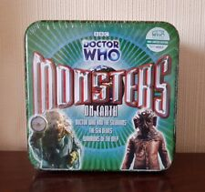 Doctor Who Monsters on Earth Limited Edition (Audio CD, 2006) - Brand New
