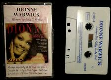 DIONNE WARWICK - Raindrops Keep Falling On My Head - Europe CASSETTE Flash 1989