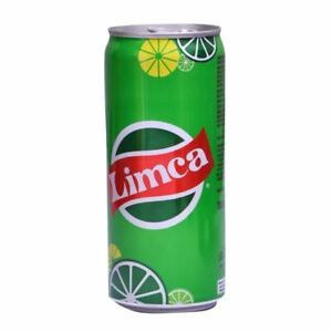 (Full Case of 24) LIMCA CAN- 24X300ML