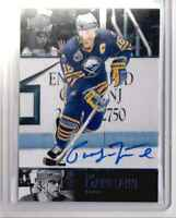 2018-19 Ultimate Collection '97 Ultimate Legends Signatures # Pat LaFontaine