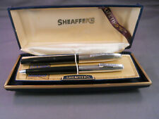 Sheaffer Vintage 500TD Fountain Pen and Ball Pen Set--new old stock
