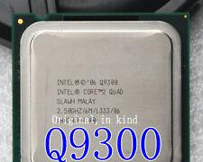 Intel Core 2 Quad Q9300 / 2.50GHz / 6MB / 1333MHz (SLAWH) 775 Desktop Processor