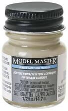 Testors Model Master Flat Aged Concrete 1/2 oz Acrylic Paint 4875 TES4875