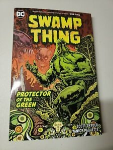 Swamp Thing Protector of the Green TPB DC Comics 2019 Snyder Trade Paperback New