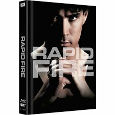 Rapid Fire - Brandon Lee - Limited Mediabook Edition - Cover C - NEU & OVP