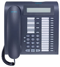 Siemens Optipoint 500 Advance schnurgebundes system-téléphone avec facture manganèse