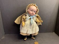 Antique Armand Marseille Bisque Doll, 210 A10/0M Germany ARSM Cambell Kid Googly
