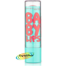 Maybelline Baby Lips Peach Punch Soft Lip protección moisturing bálsamo Stick