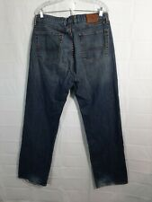 Mens Lucky Brand 181 Relaxed Straight Jeans 36 x 34
