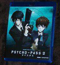 Psycho-Pass 2: Season Two Blu-ray DISC ANIME