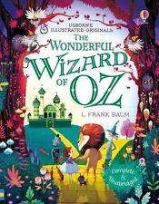 The Wonderful Wizard of Oz (Illustrated Originals)
