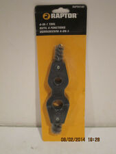 Raptor Tools RAP50185 4 in 1 Copper Wire Brush-FREE SHIPPING-NEW IN SEALED PACK!