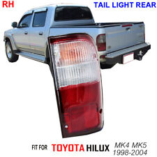 Toyota Hilux Tiger SR5 4-Door 1998-2004 Utility TAIL LIGHT REAR Pickup 4WD RIGHT