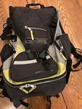 Fischer Backpack Race Black Reflective Strips