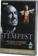 The Tempest BBC Shakespeare Collection DVD New Sealed